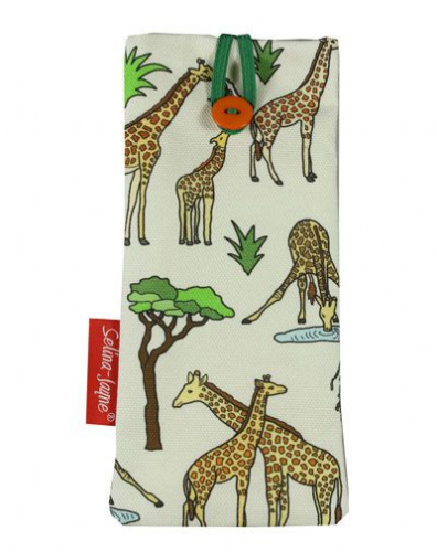Selina-Jayne Giraffe Limited Edition Designer Soft Glasses Case